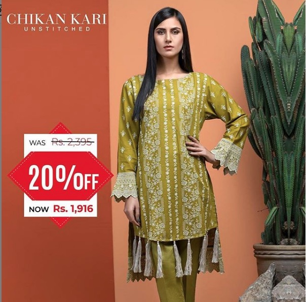 Warda - Sale On Unstitched Products