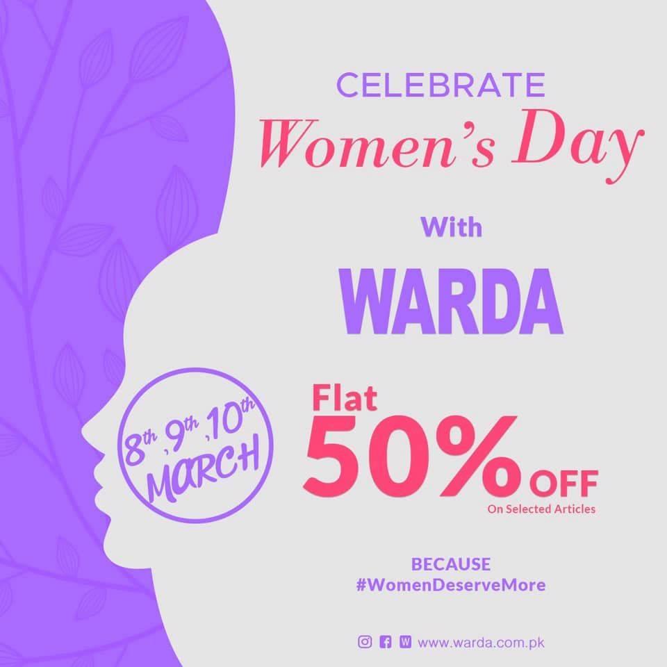 Warda - Women's Day Special