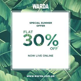 Warda - Special Summer Offer