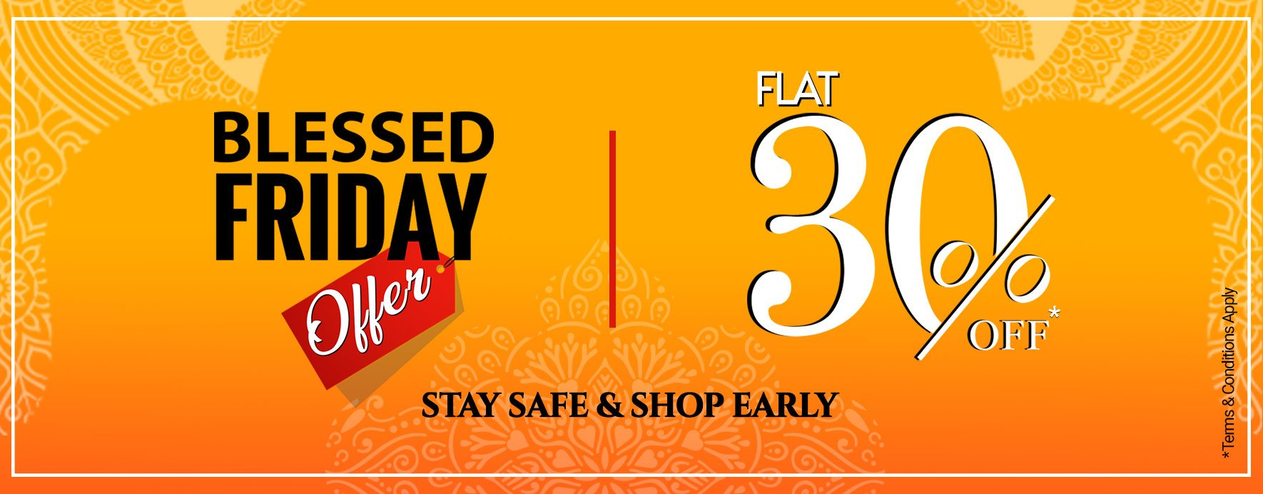 Warda - Blessed Friday Sale