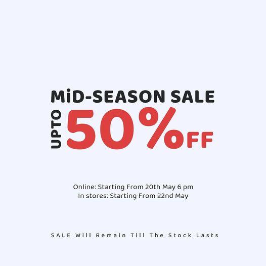 Pepperland - Mid Season Sale