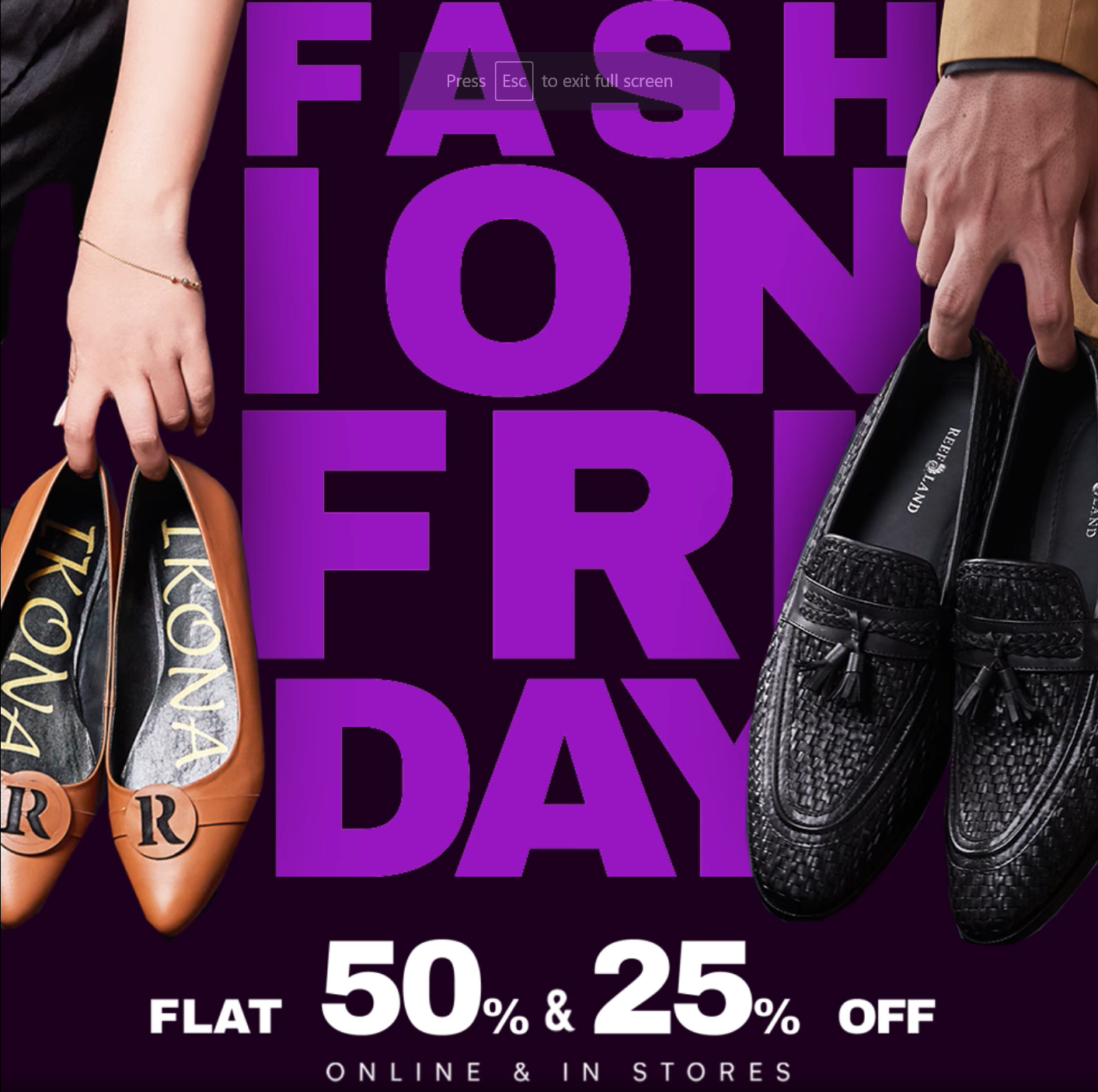 Reefland Collection - Fashion Friday Sale