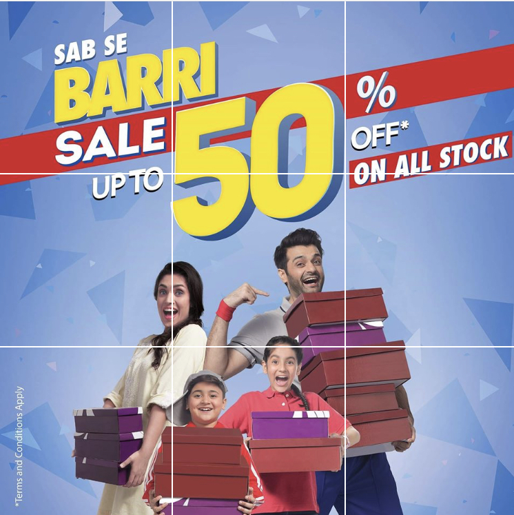 Servis Shoes - Saal Ki Sab Se Barri Sale