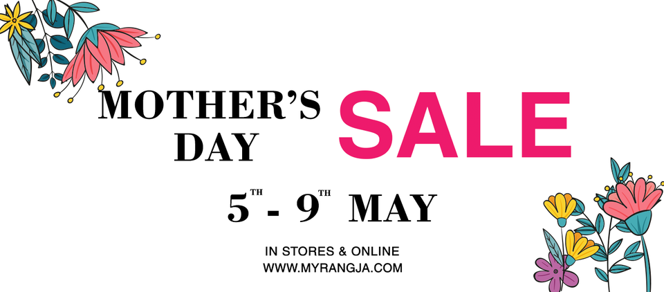 Rang Ja - Mother's Day Sale