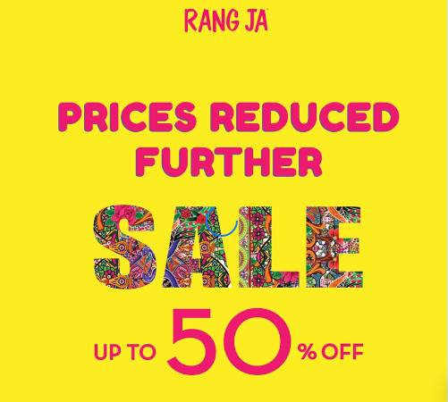 Rang Ja - Further Reductions Sale