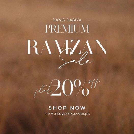Rang Rasiya - Ramzan Sale