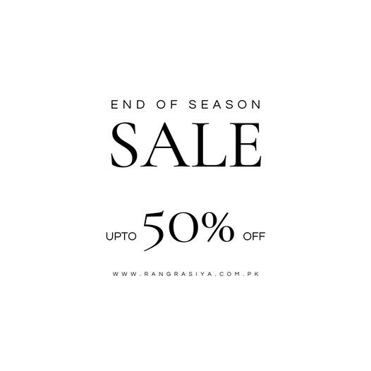 Rang Rasiya - End Of Season Sale