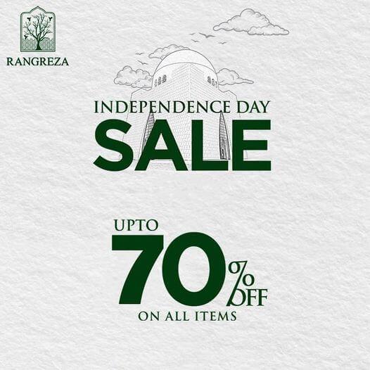 RangReza - Independence Day Sale