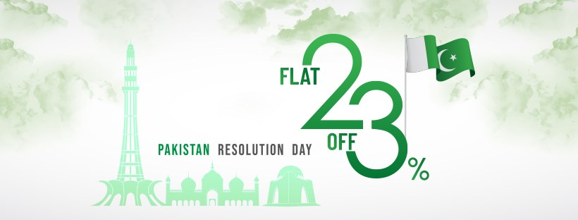 Reefland Collection - Pakistan Day Sale