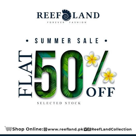 Reefland Collection - Summer Sale