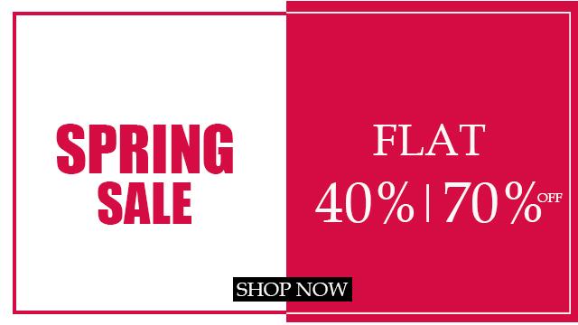 Rilancio - Spring Sale