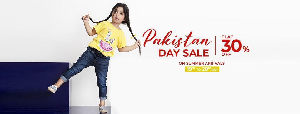 Rollover - Pakistan Day Sale