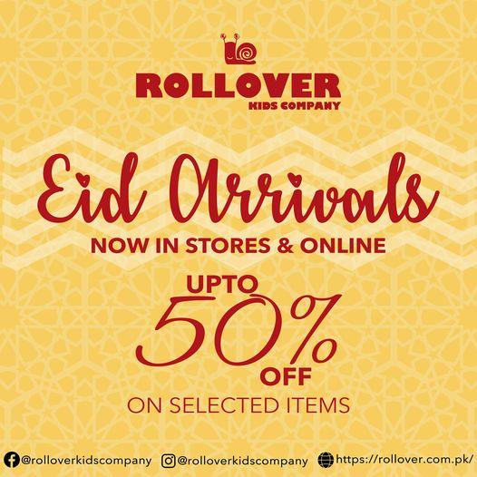 Rollover - Eid Sale