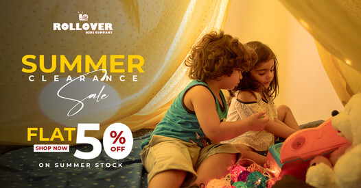 Rollover - Summer Clearance Sale