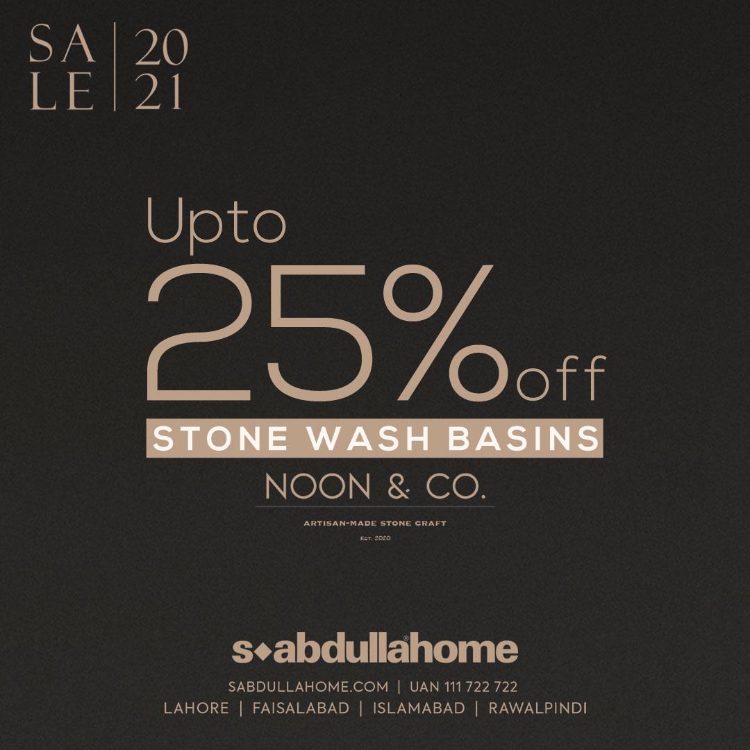 S. Abdullah Home - Weekdays Sale