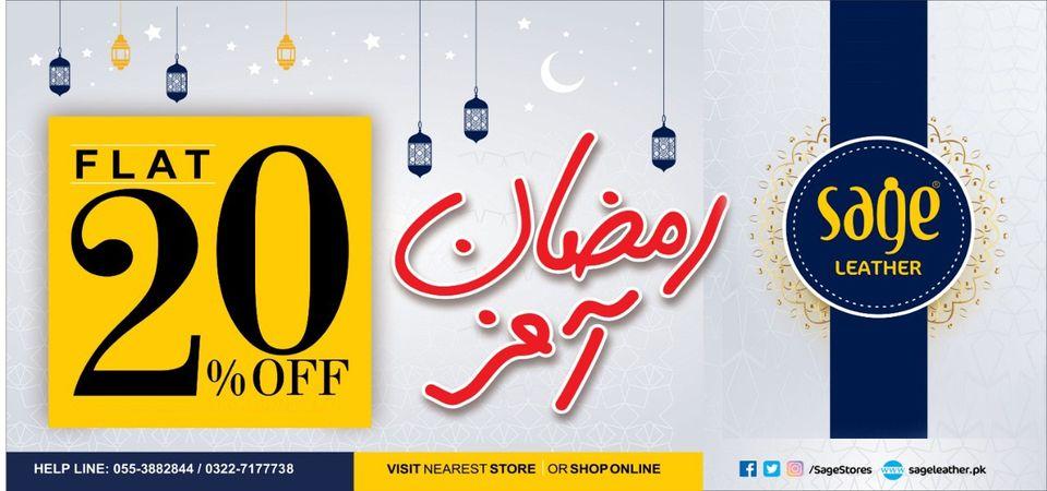Sage - Ramzan Sale