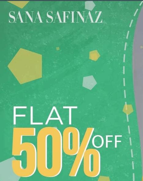 Sana Safinaz - Independence Day Sale