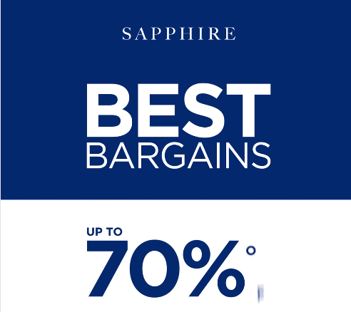 Sapphire - Biggest Sale