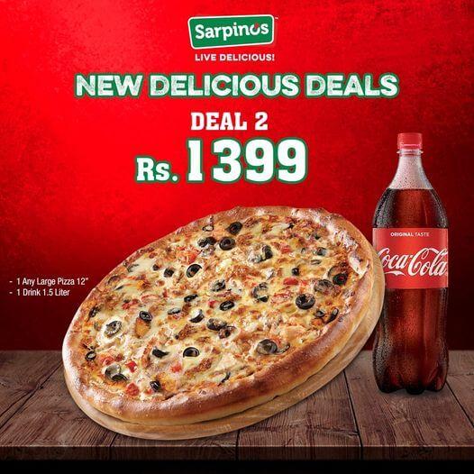 Sarpino's - Delicious Deal 2