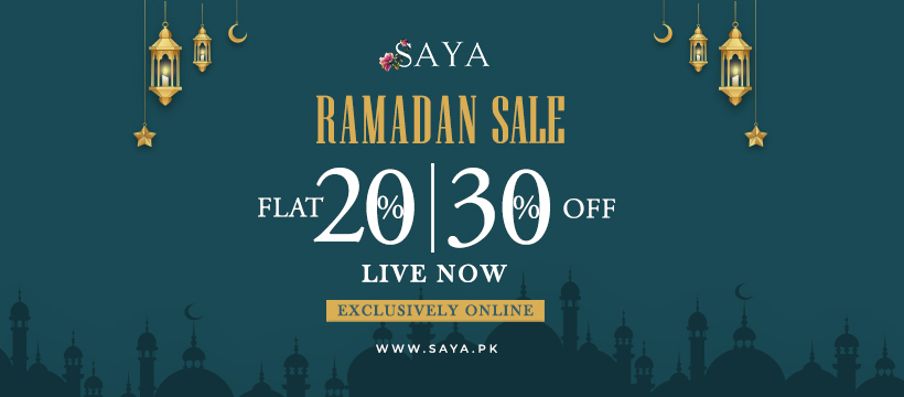 SAYA - Ramzan Sale