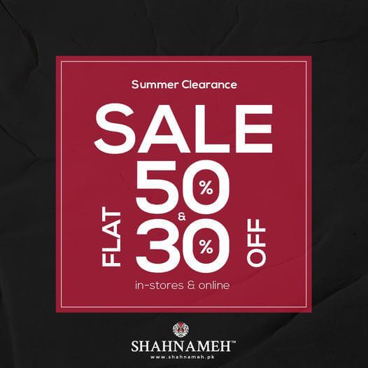 Shahnameh Heritagewear - Summer Clearance Sale