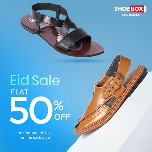 Shoebox Pakistan - Eid Sale