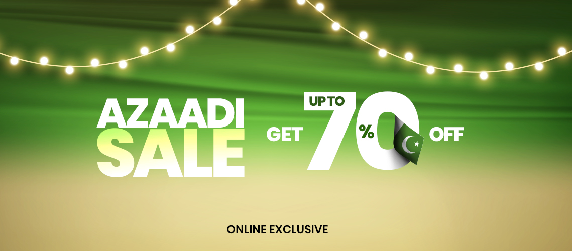 Shoebox Pakistan - Azadi Sale