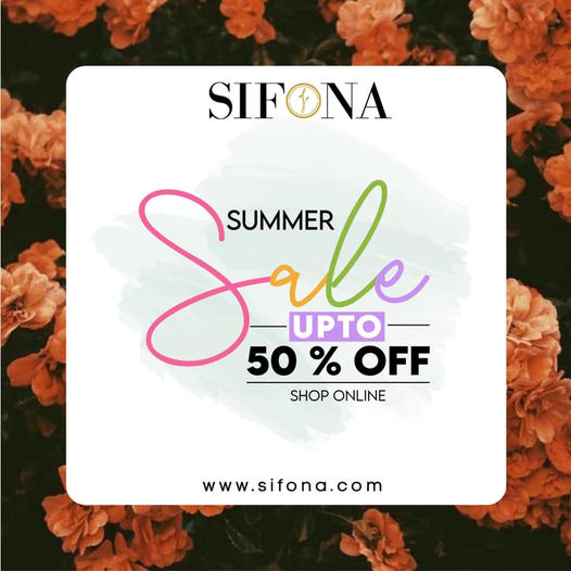 Sifona - Summer Sale