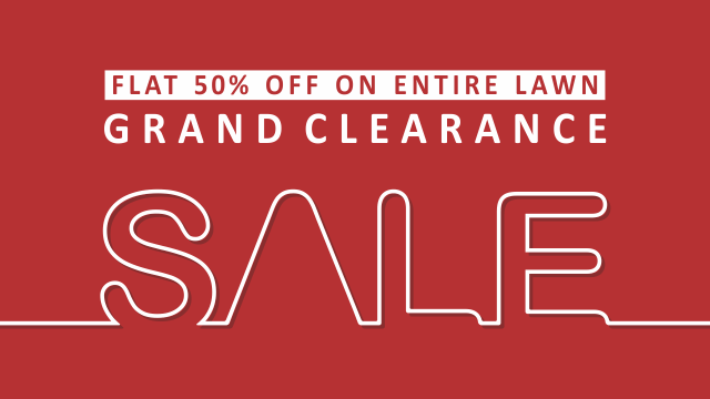 So Kamal - Biggest Clearance Sale