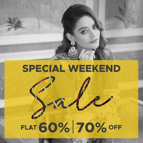 So Kamal - Special Weekend Sale