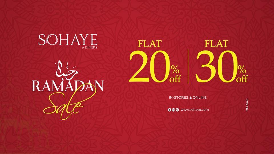 Sohaye - Marhaba Ramzan Sale