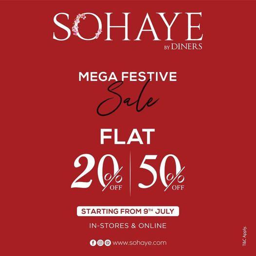 Sohaye - Festive Sale