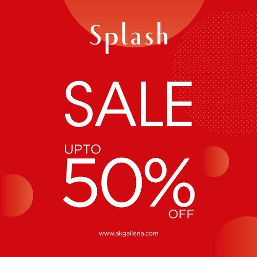 Splash Pakistan - Mid Season Sale
