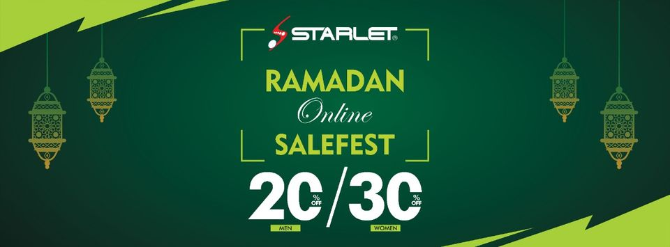 Starlet Shoes - Ramzan Sale