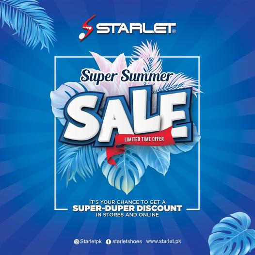 Starlet Shoes - Super Summer Sale