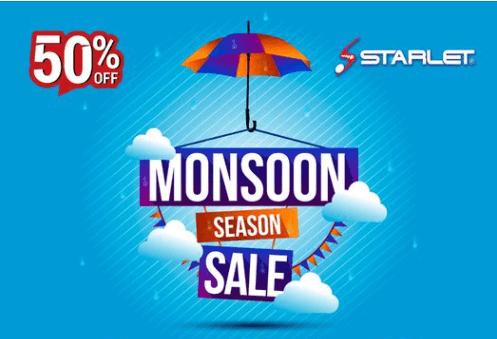 Starlet Shoes - Monsoon Season Sale