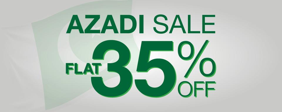 Style & Comfort - Azadi Sale