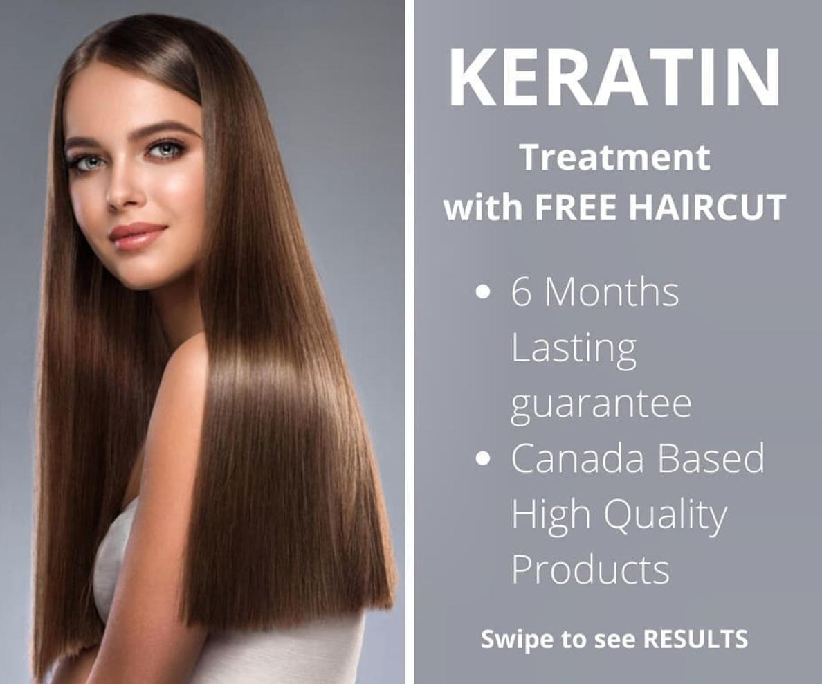 Styleinchic - Free Haircut With Keratin Treatment