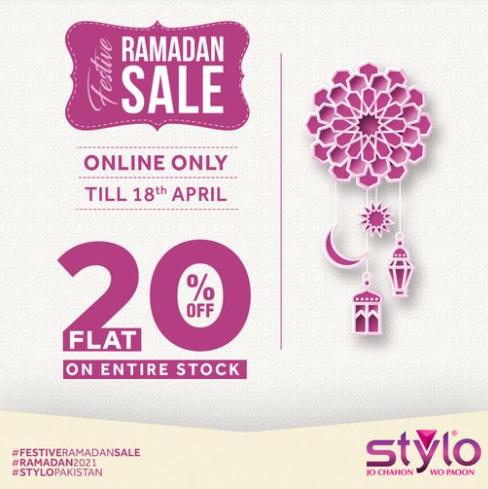 Stylo Shoes - Ramzan Sale