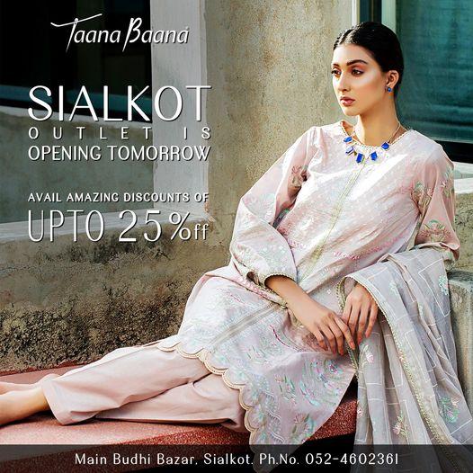 Taanabaana - Opening Sale
