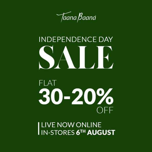 Taanabaana - Independence Day Sale