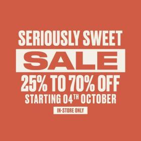 The Body Shop - Seriously Sweet Sale