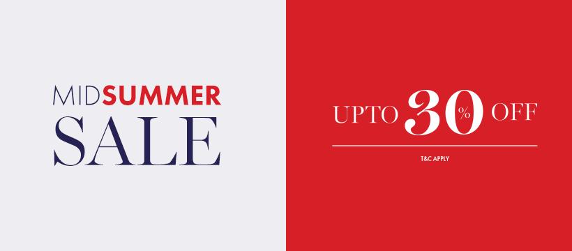 The Cambridge Shop - Mid Summer Sale