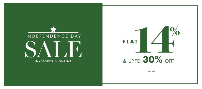 The Cambridge Shop - Independence Day Sale