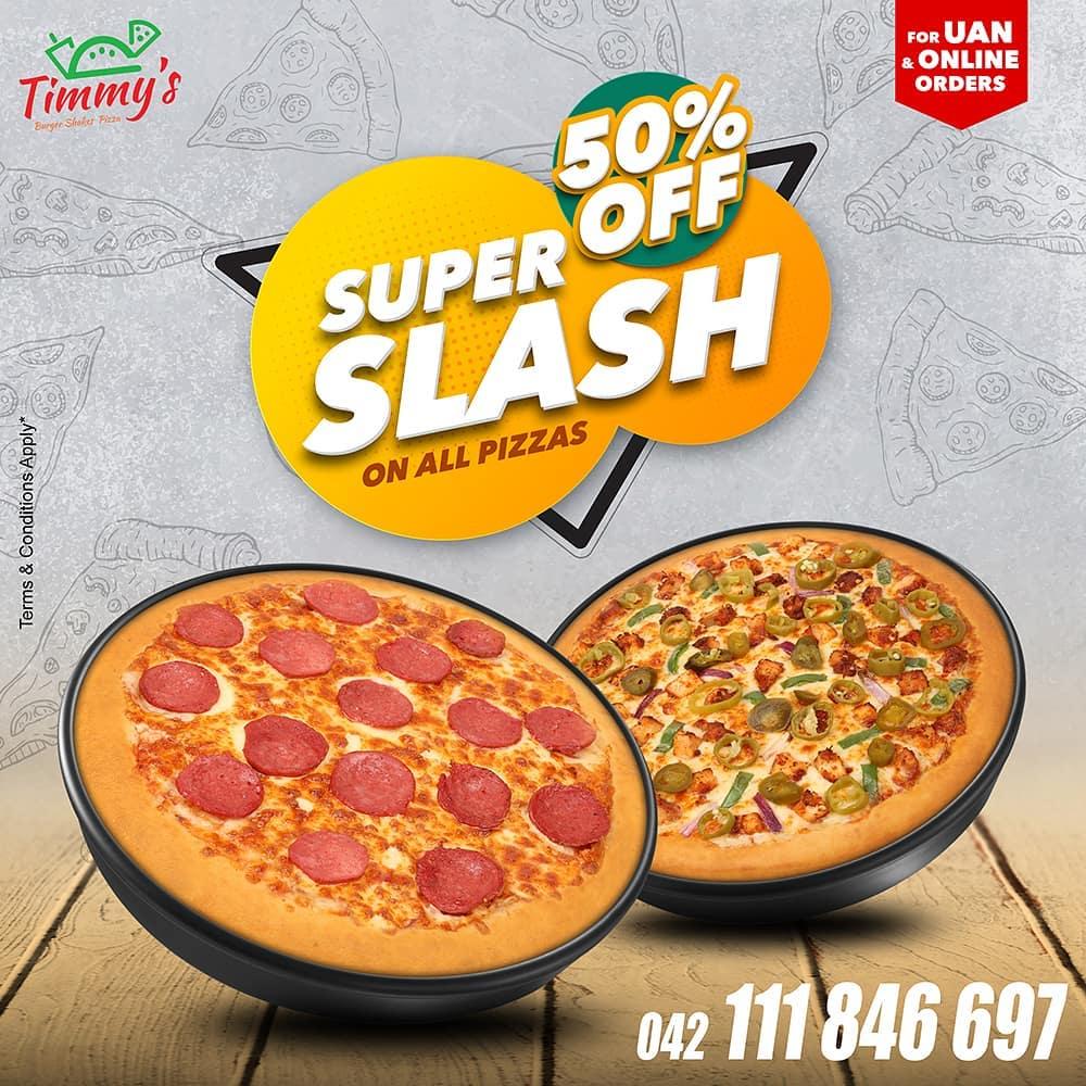 Timmy's - Super Splash Sale