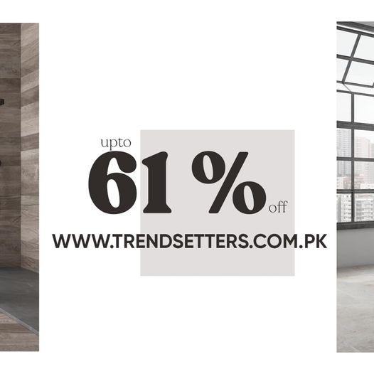 Trendsetters - Tile Sale