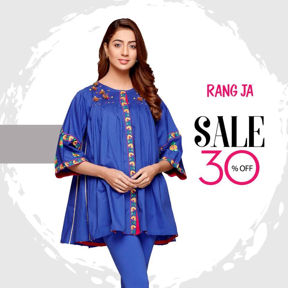 Rang Ja - End Of Season Sale