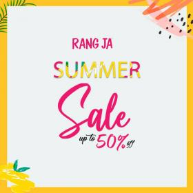 Rang Ja - Summer Sale