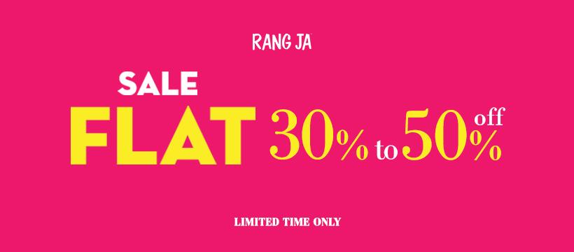 Rang Ja - Sale