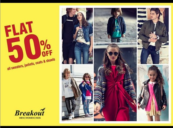 Breakout - Sale Of The Season